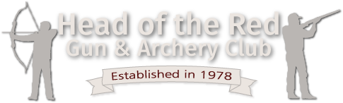 Head of the Red Gun & Archery Club logo
